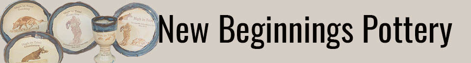 new beginnings pottery logo